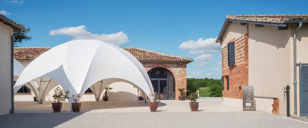 Lieu de réception à Toulouse : le domaine en fargou
