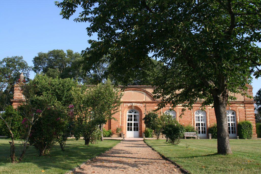 Lieu de réception à Toulouse : l'orangerie rochemontes