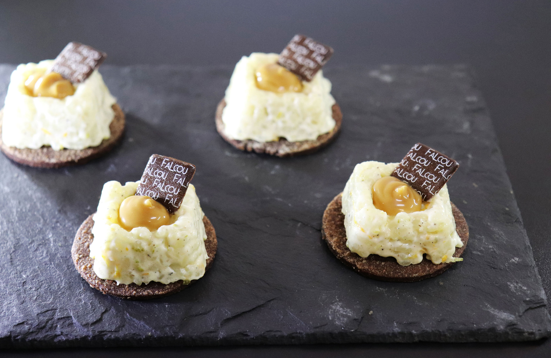 Recette dessert réalisée par Falcou